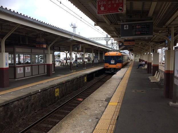 伊勢中川駅12