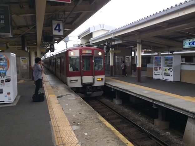 伊勢中川駅14