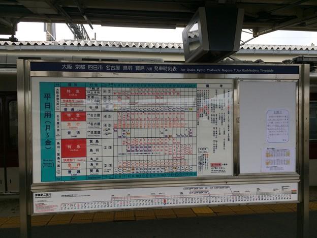 伊勢中川駅15
