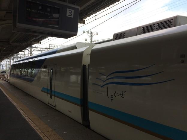 伊勢中川駅19 ~観光特急しまかぜ3~