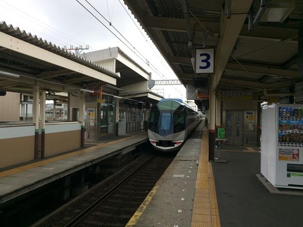 伊勢中川駅20 ~観光特急しまかぜ4~