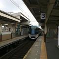 Photos: 伊勢中川駅20 ~観光特急しまかぜ4~