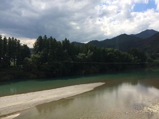Photos: 中央構造線粥見観測地2