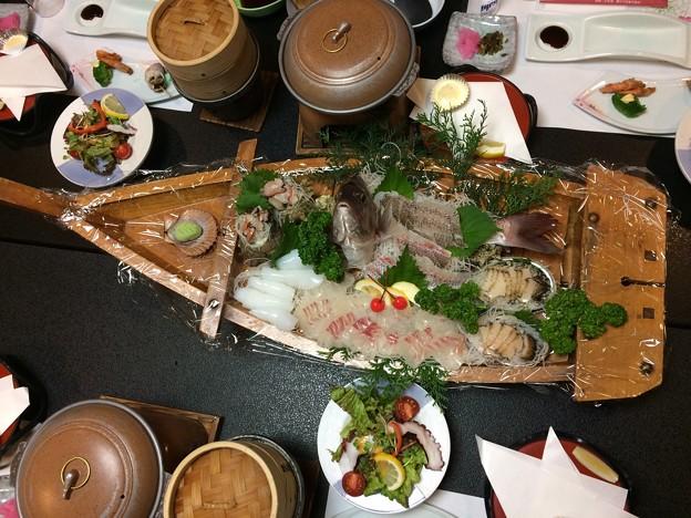 Photos: 鳥羽 相差漁港 舟盛