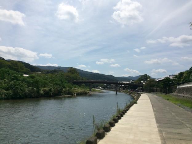 Photos: 伊勢神宮までの道