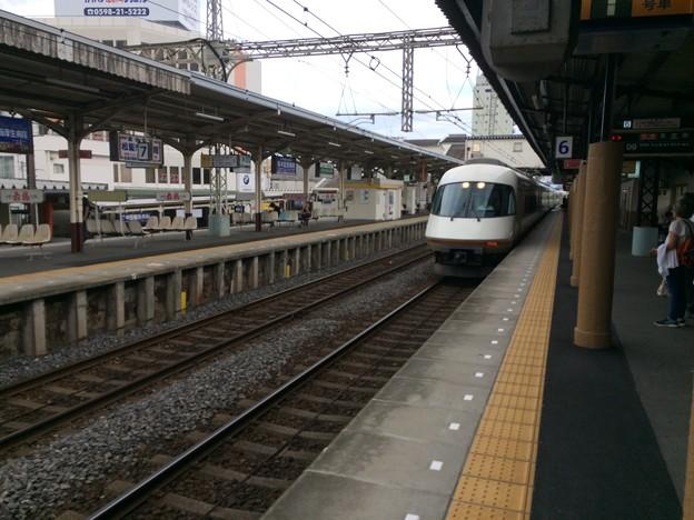 松阪駅 特急