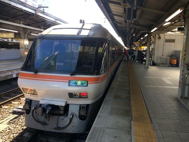 特急南紀 名古屋駅にて2