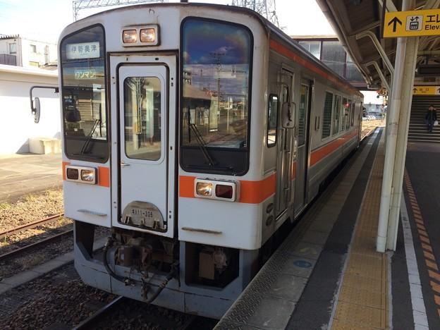 松阪駅6 ~名松線伊勢奥津行き~