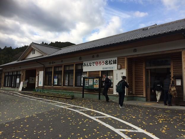 Photos: 伊勢奥津駅4