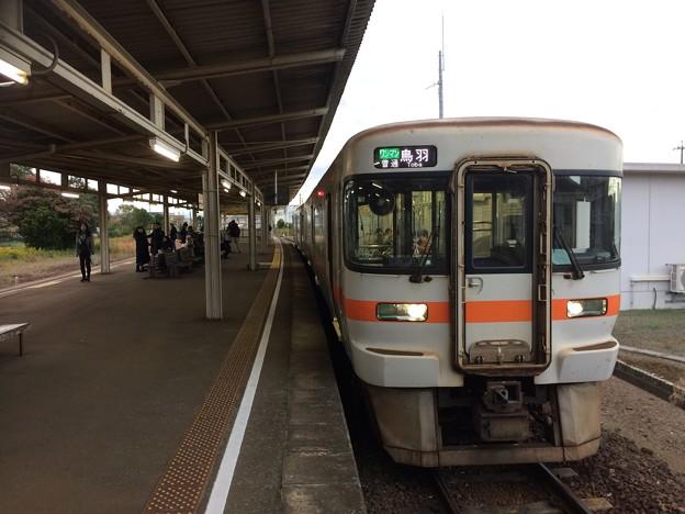 二見浦駅2