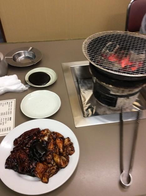 松阪牛一人焼肉1