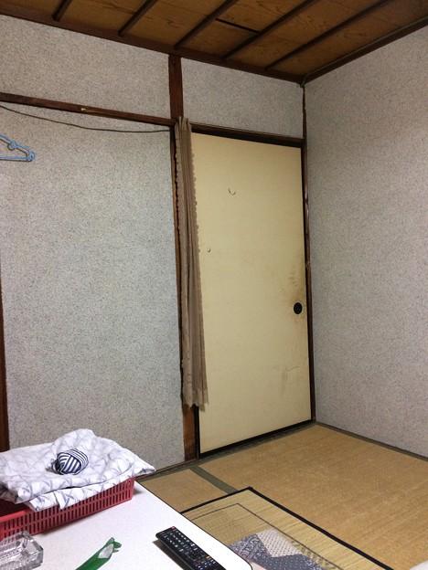 松阪 泊まった旅館1