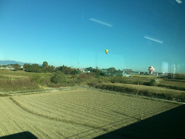 鈴鹿の気球2