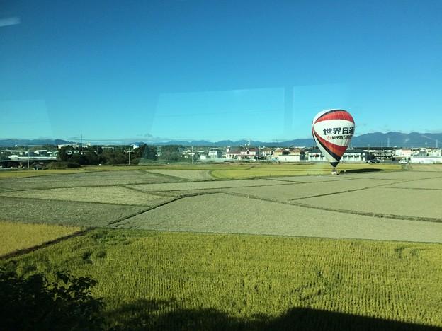 鈴鹿の気球3
