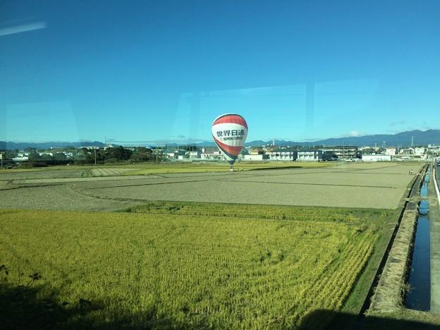 鈴鹿の気球4