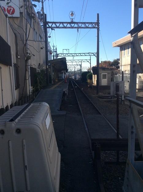 三岐鉄道西桑名駅1