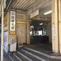 三岐鉄道西桑名駅2