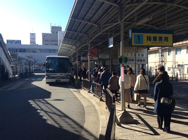 桑名駅バスターミナル