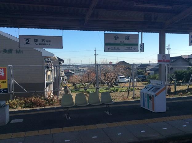 Photos: 多度駅2
