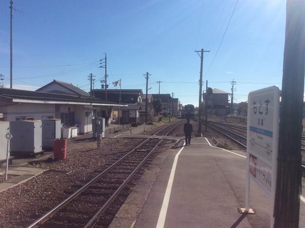 Photos: 本巣駅3