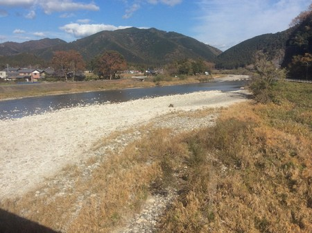 樽見鉄道沿線風景1