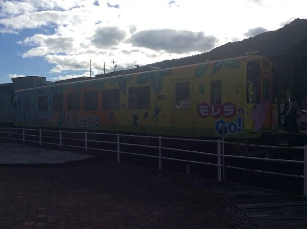Photos: 樽見駅1