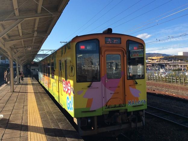 樽見鉄道大垣駅2