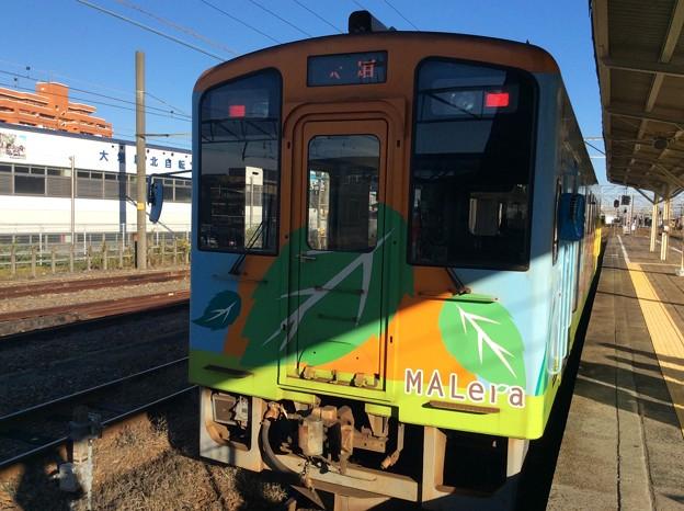 樽見鉄道大垣駅3