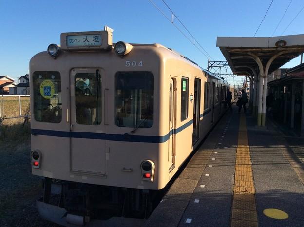 Photos: 揖斐駅1