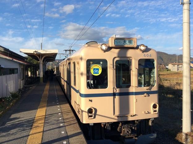 Photos: 揖斐駅9