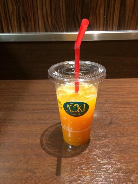 静岡×駅チカ×オレンジジュース