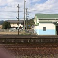 西佐川駅4