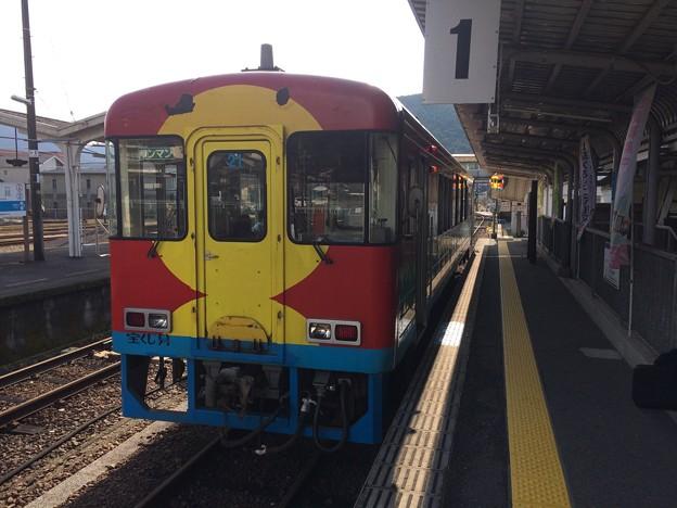 Photos: 窪川駅13 ~土佐くろしお鉄道 鈍行車両~