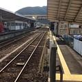 Photos: 窪川駅16 ~中村・宿毛方面を望む~
