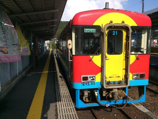 Photos: 窪川駅17