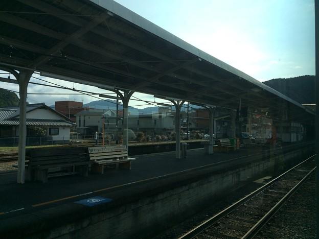 Photos: 窪川駅19 ~出発~