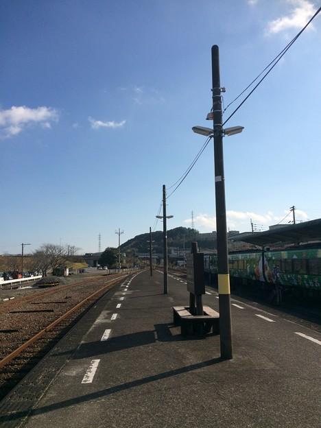中村駅12 ~空~