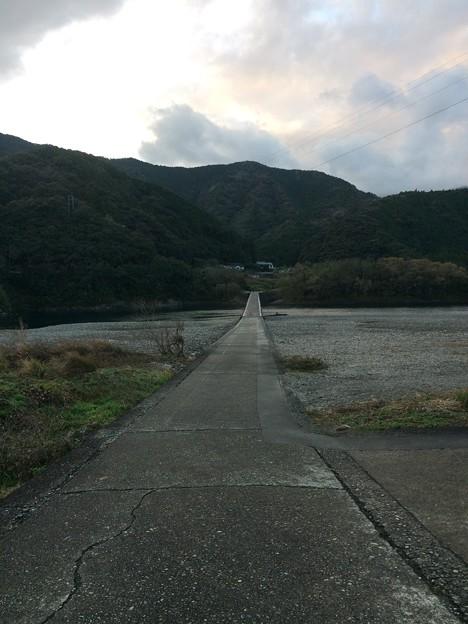 Photos: 勝間沈下橋6
