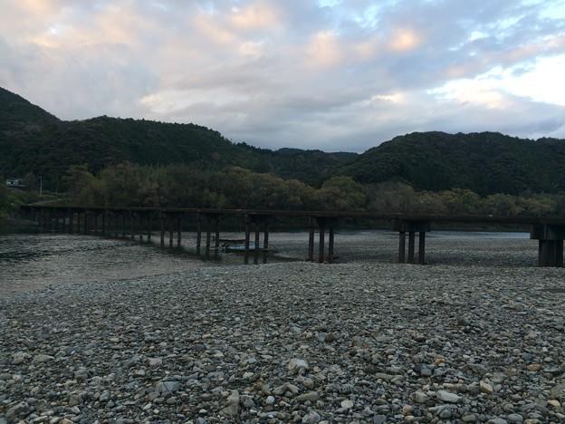 勝間沈下橋8