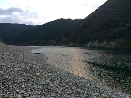 勝間沈下橋9 ~四万十川の流れ1~