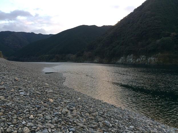 Photos: 勝間沈下橋9 ~四万十川の流れ1~