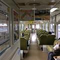 Photos: 土佐くろしお鉄道 中村・宿毛線 車内