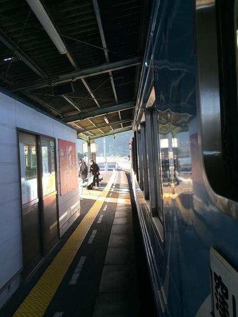 土佐佐賀駅1