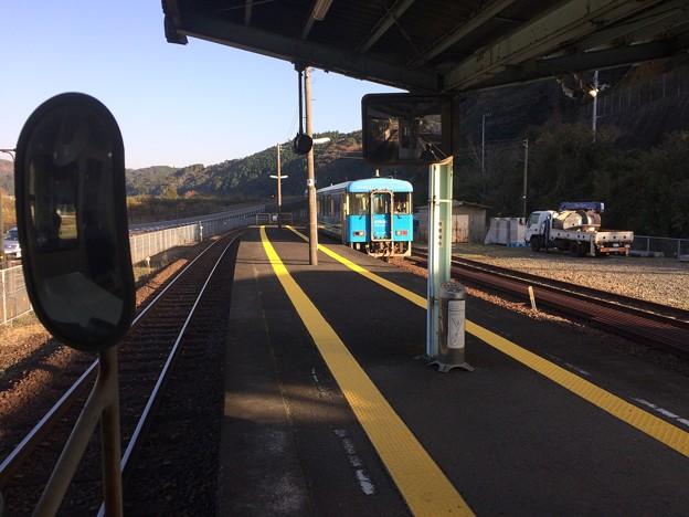 Photos: 土佐佐賀駅2