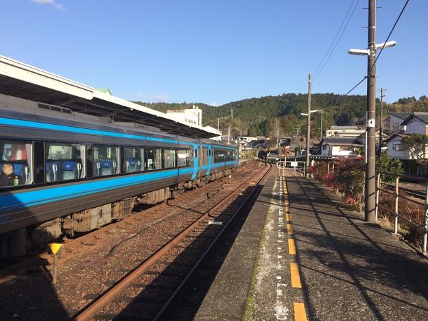 窪川駅21