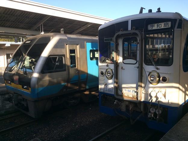 窪川駅24