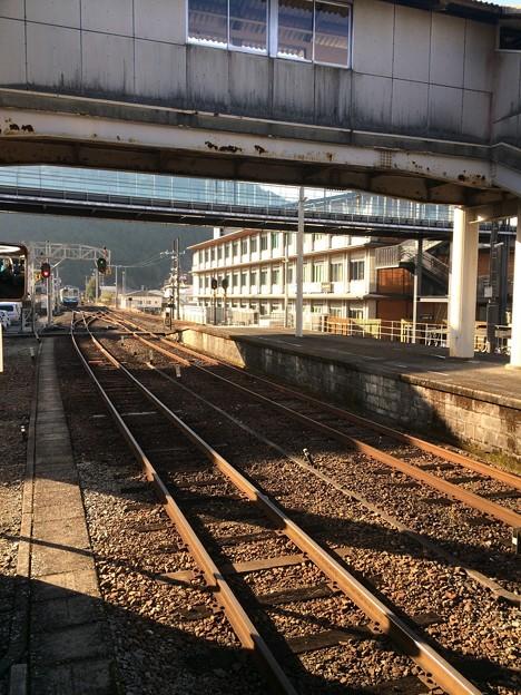 窪川駅26 ~中村・宇和島方面~
