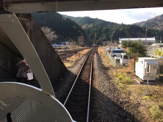 土佐大正駅2