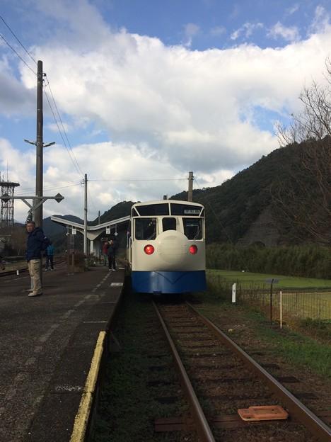 江川崎駅5 ~新幹線ホビートレイン~