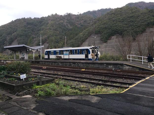 江川崎駅12 ~駅構内~